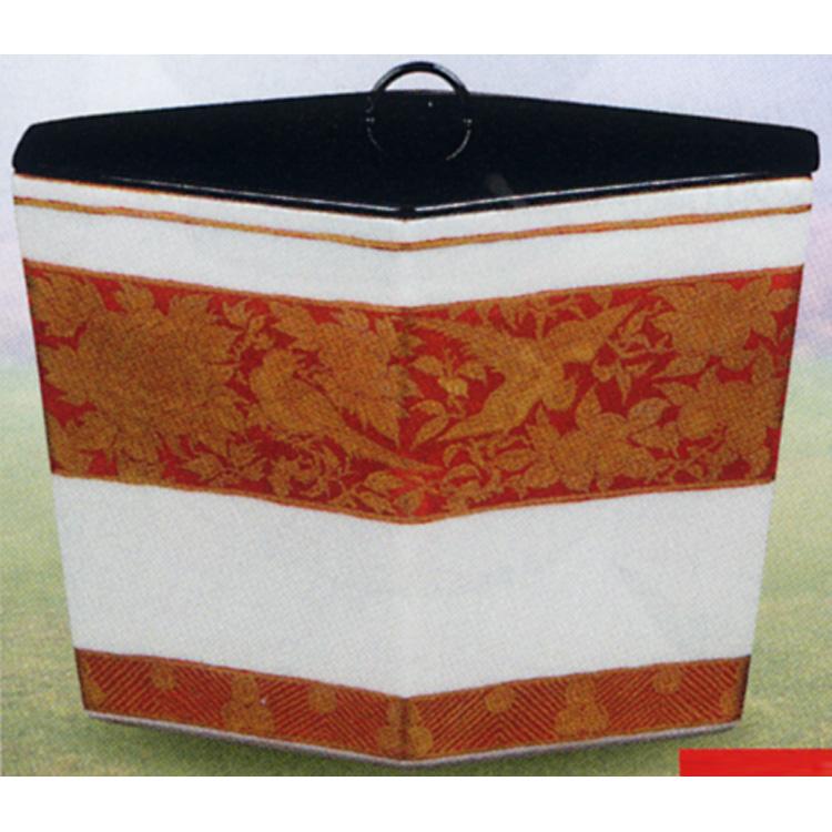 茶道具 水指 金襴手 菱 手塚大示 (茶道具 通販 )
