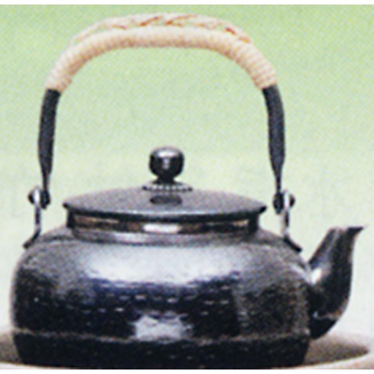 茶道具 煎瓶 銀燻 (茶道具 通販 )