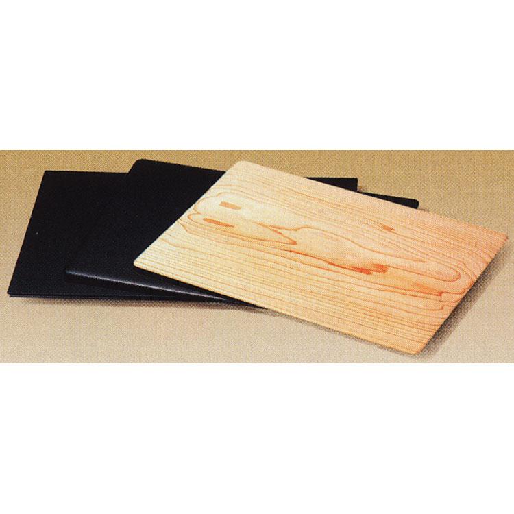 茶道具 三枚組敷板(杉角蛤板) 宗悦