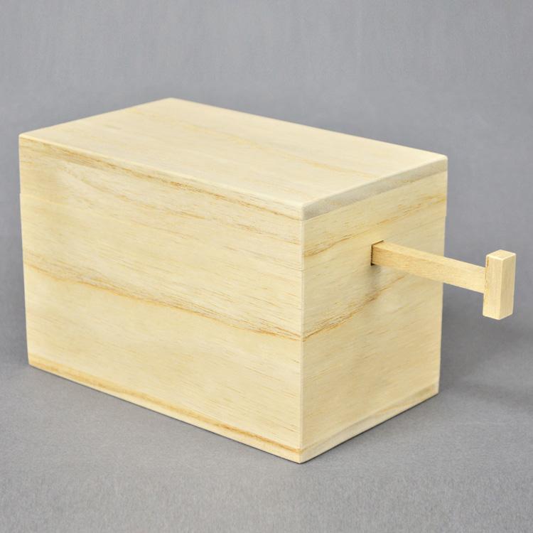 茶道具 水屋道具(みずやどうぐ) 茶篩箱 小