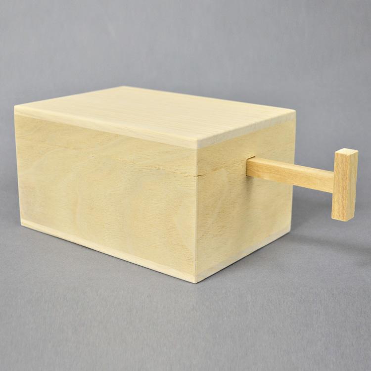 茶道具 水屋道具(みずやどうぐ) 茶篩箱 大