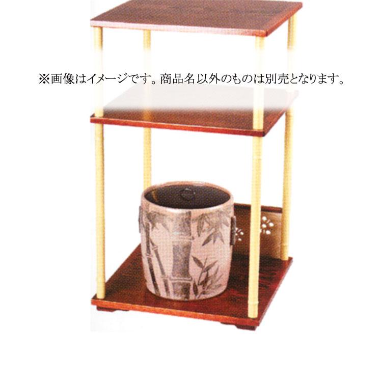 茶道具 水指(水差・みずさし) 水指 銀竹 淡々斎好写 御室窯