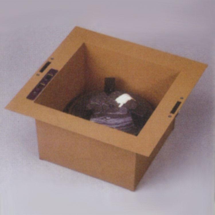 茶道具 炉壇(ろだん) 炉壇 炉色 (電気炭) 強弱切替スイッチ付 YU-602 (表・裏) ヤマキ電器