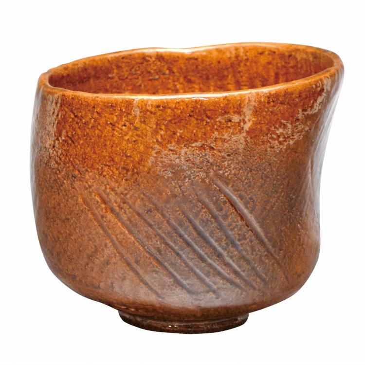 茶道具 抹茶茶碗(まっちゃちゃわん) 茶碗 大樋写 聖 佐々木 昭楽