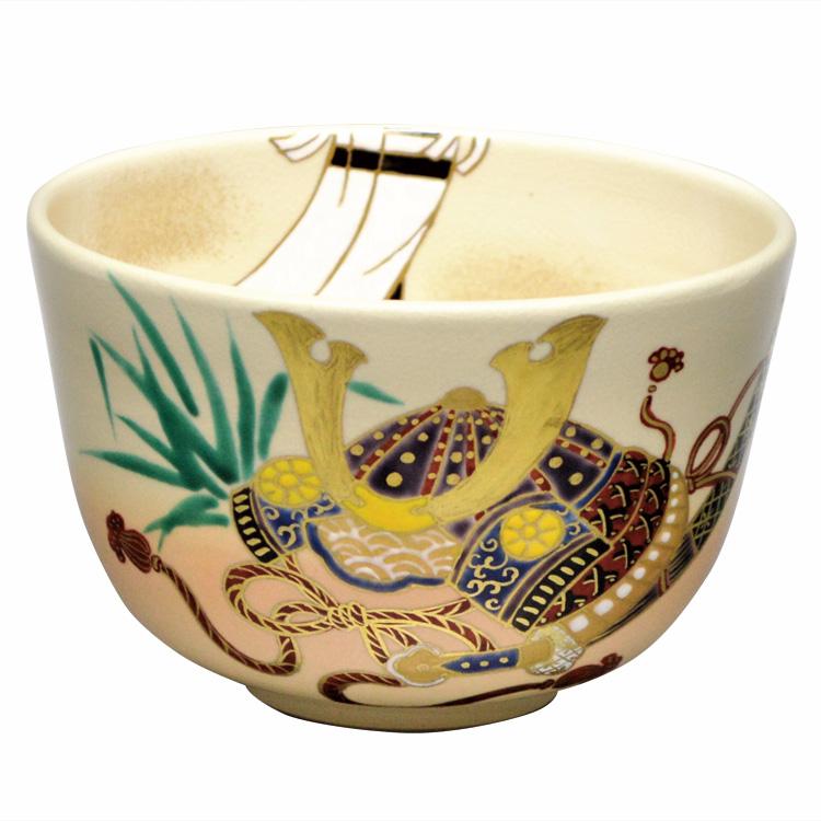 茶道具 抹茶茶碗(まっちゃちゃわん) 茶碗 御本 端午の節句 水出 宋絢