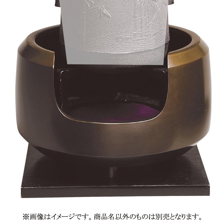 茶道具 風炉(ふろ) 唐銅 大西風炉 浄雲