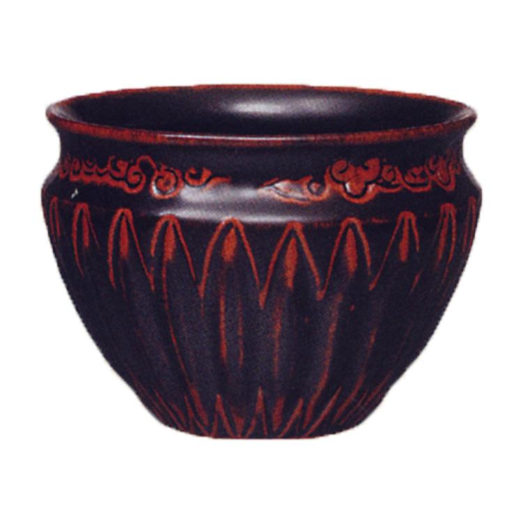 茶道具 建水 菊割 陶若窯 (茶道具 通販 )