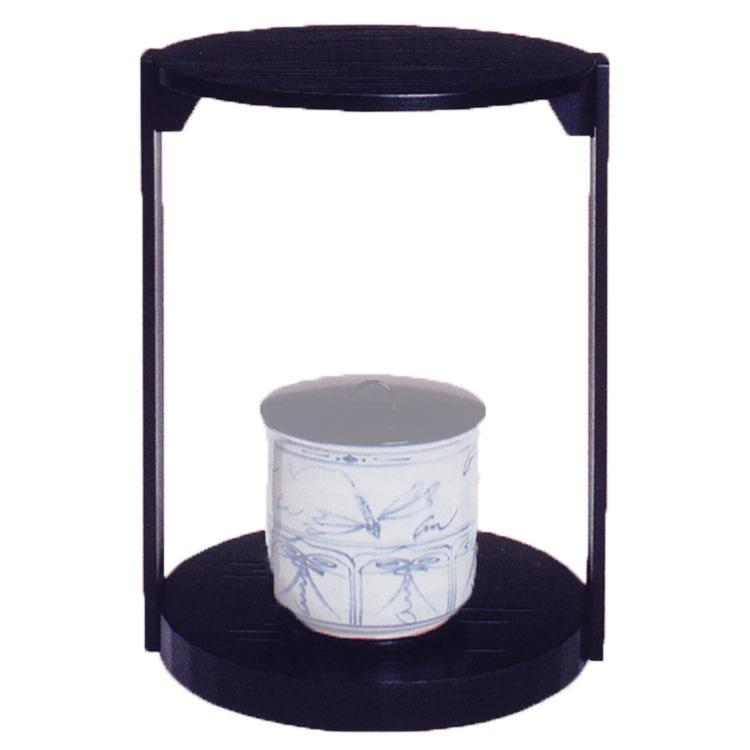 茶道具 マグネット式 棚 宗旦丸卓 宗旦好写 [棚ピタット付] ●写真は使用例です。複数の商品を載せていますが、商品名のみの単品での販売です。 (茶道具 通販 )