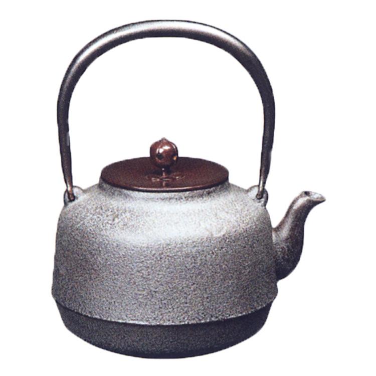 茶道具 鉄瓶 阿弥陀堂 菊地政光 (茶道具 通販 )