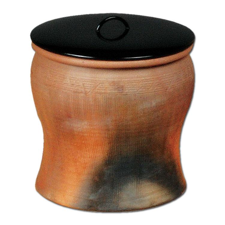 茶道具 水指 南蛮 壺形 太仙窯