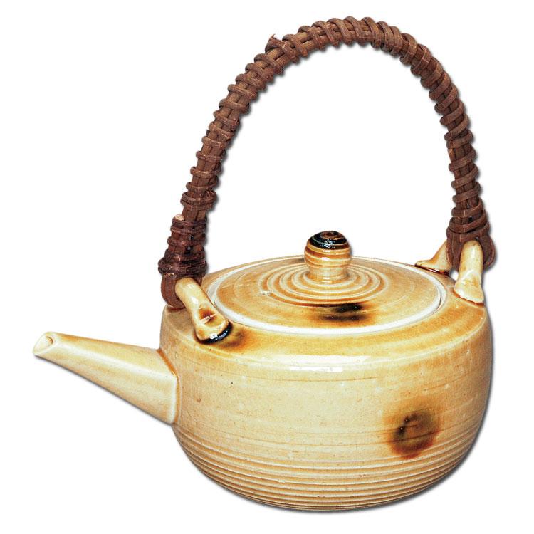 茶道具 銚子 黄瀬戸 不老園