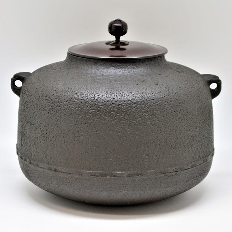 茶道具 炉釜(ろがま) 炉釜 阿弥陀堂 菊地 政光