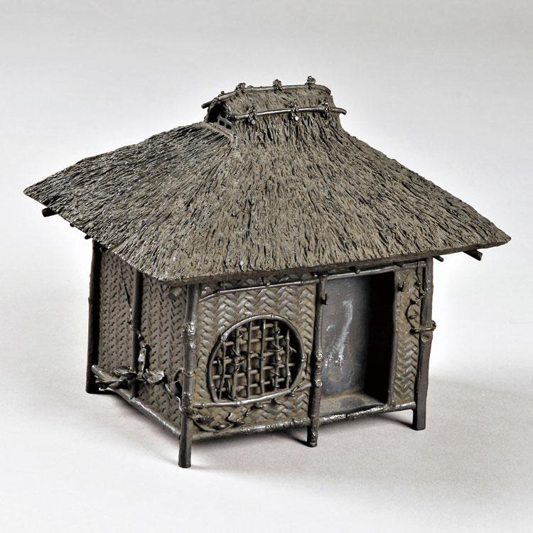 茶道具 香炉(こうろ) 香炉 唐銅 葛屋 高橋 凌雲