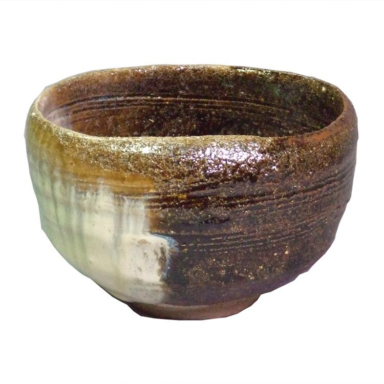茶道具 抹茶茶碗(まっちゃちゃわん) 朝鮮唐津茶碗 徳澤守俊
