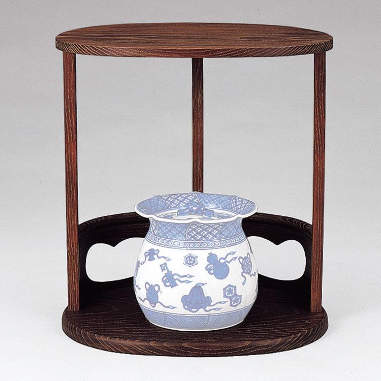 茶道具 棚 豊祥棚 (ほうしょうだな) 淡々斎好写