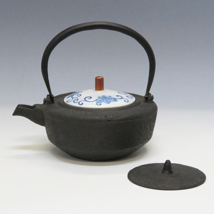 茶道具 銚子 十二支文 替蓋付 銚子 十二支文(茶道具 通販 )