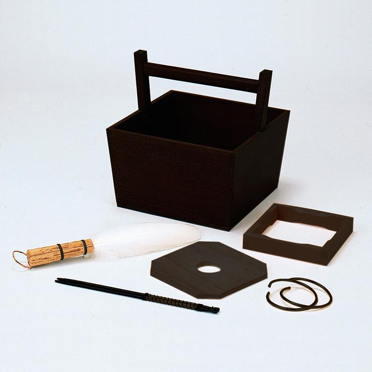 茶道具 炭道具 つかみ羽根(白鳥)●つかみ羽根(白鳥)のみの販売となります。それ以外の商品は含まれません。