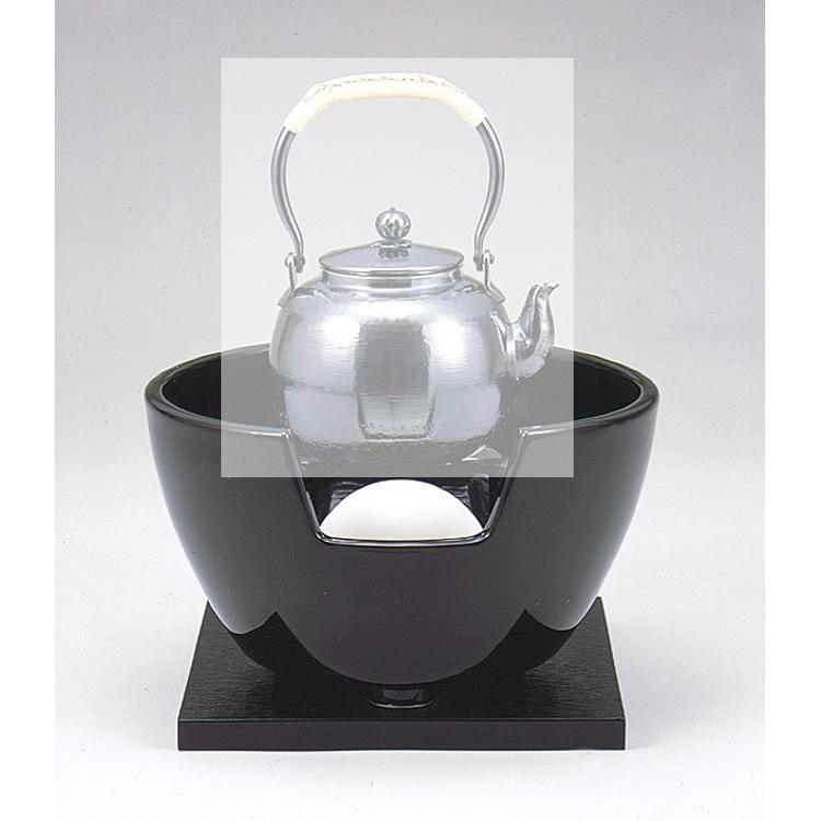 茶道具 紅鉢風炉 黒●商品名以外のものは別売です。 (茶道具 通販 )