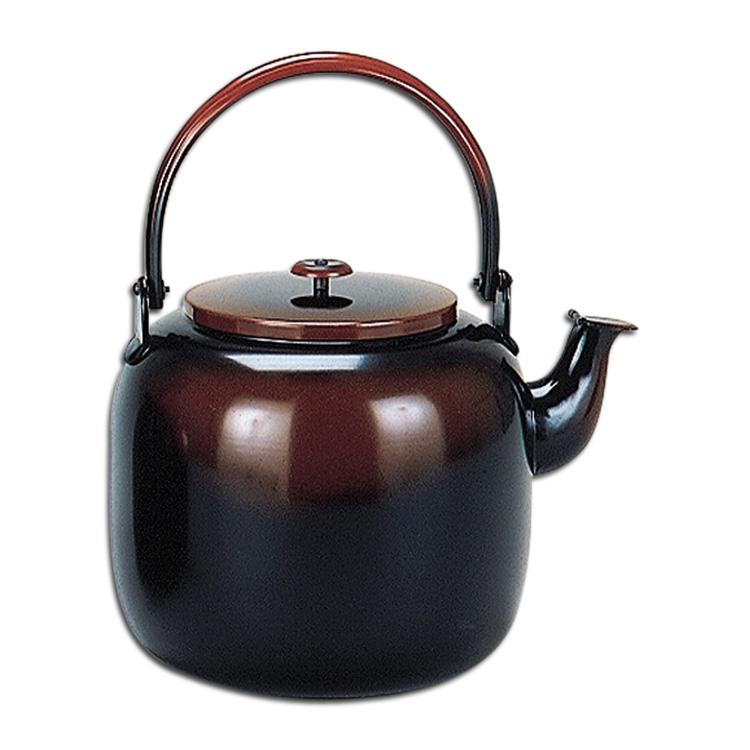 茶道具 腰黒水次 利休型 口蓋付 (茶道具 通販 )