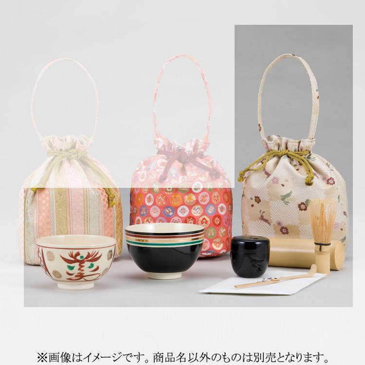 茶道具 茶楽セット[化粧箱入] 鹿子格子花兎文●商品名以外のものは別売です。 (茶道具 通販 )