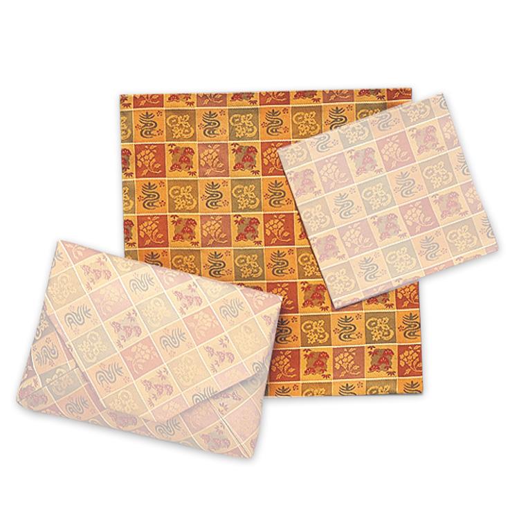 茶道具 松竹梅寿紋 出帛紗 ●すきや袋、古帛紗は別売です。 【出帛紗】(茶道具 通販 )
