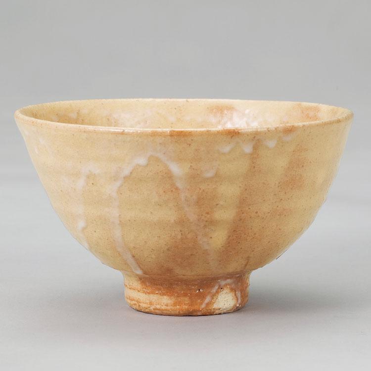 茶道具 抹茶茶碗(まっちゃちゃわん) 萩茶碗 井戸形 中村 龍和