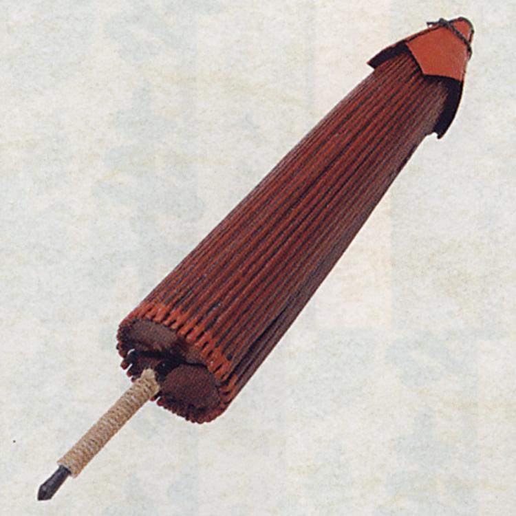 茶道具 乾漆 傘 香合 中川正斉 香合(茶道具 通販 )