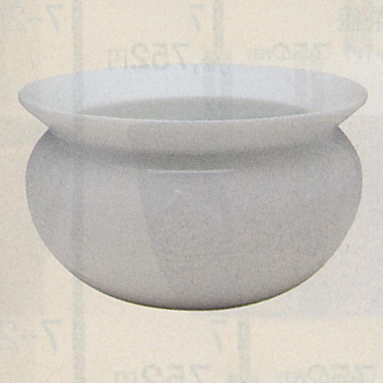 茶道具 白磁 宝尽し 建水 横井嘉助 建水(茶道具 通販 )