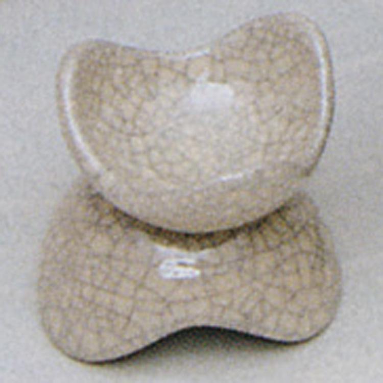 茶道具 三ツ葉 川崎和楽 蓋置(茶道具 通販 )