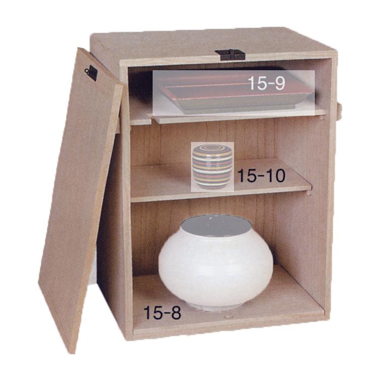 茶道具 桐 利休好 旅箪笥 ●商品名以外のものは別売です。 (茶道具 通販 )