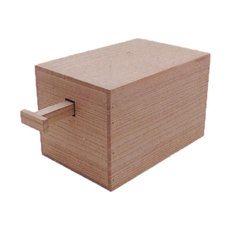 茶道具 桐木地 茶篩箱 (茶道具 通販 )