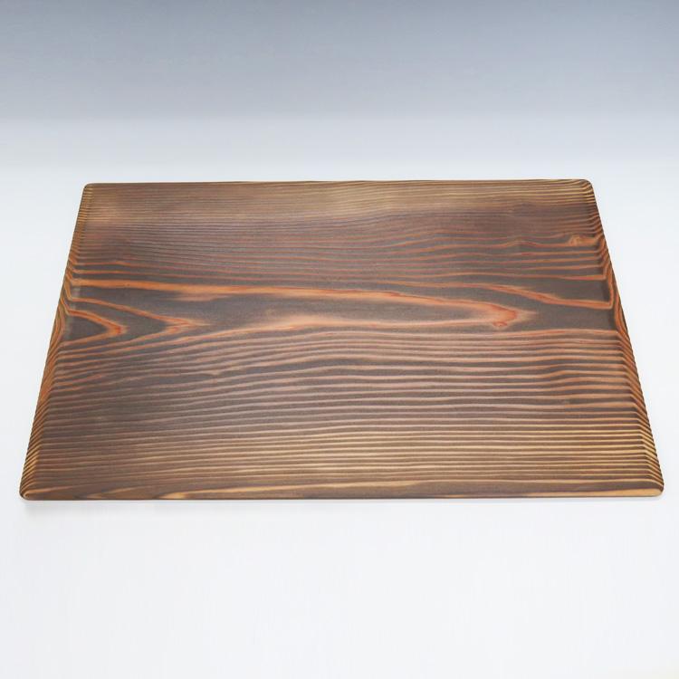 茶道具 焼杉 蛤板 (茶道具 通販 )