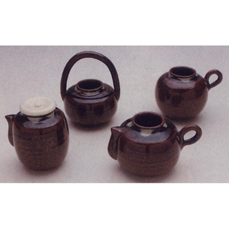 茶道具 瀬戸釉 四滴茶入 (茶道具 通販 )