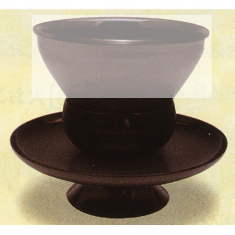 茶道具 天目台 木質●写真は使用例です。「天目茶碗 フクリンなし」は別売です。 (茶道具 通販 )
