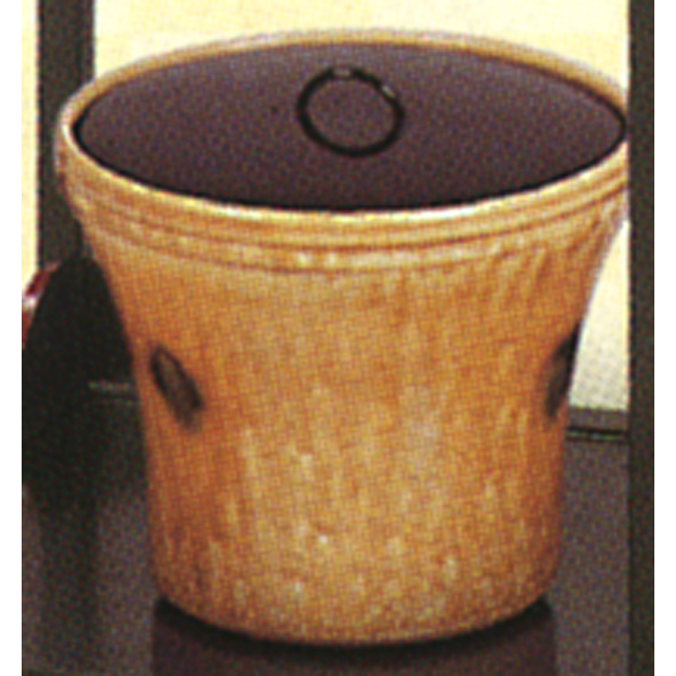 茶道具 黄瀬戸末広 水指 加藤景治 (茶道具 通販 )