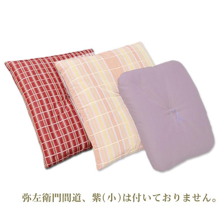 茶道具 座布団 吉野間道 エンジ 五枚組