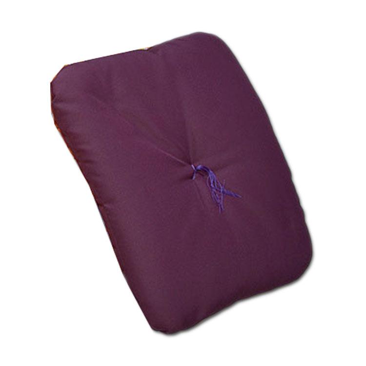 茶道具 座布団 紫 小 五枚組