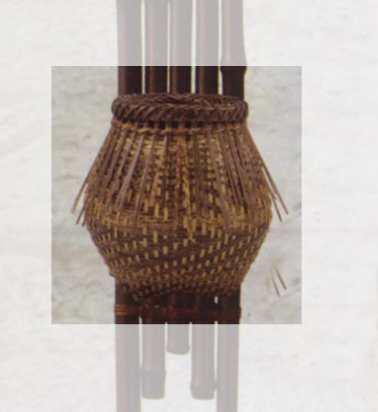 茶道具 花籠(はなかご) 桂籠 (小) 掛花入
