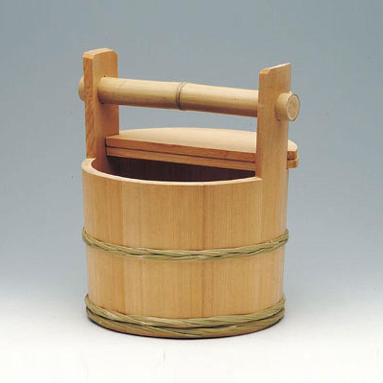 茶道具 水屋道具(みずやどうぐ) 水張桶