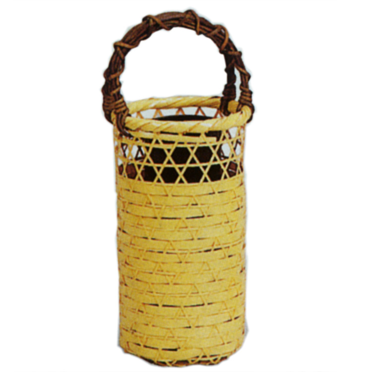 茶道具 花籠(はなかご) 有馬籠  松本 頌竹 ギフト 通販 千紀園