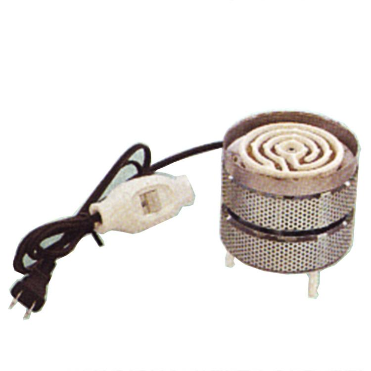 茶道具 炭(すみ) ミニヒーター 100V/300W