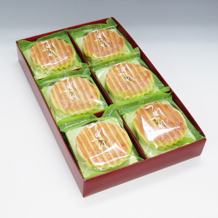 宇治抹茶焼き菓子つれづれ(ヴァッフェル)12個入(京都 宇治抹茶クリーム)