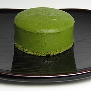 3. 濃チーズケーキ「抹茶まる」
