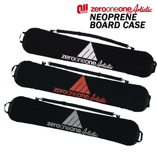19-20 011 artistic NEOPRENE BOARD CASE ネオプレーン ボード ケース ゼロワンワン アーティスティック ソールガード 2019-2020