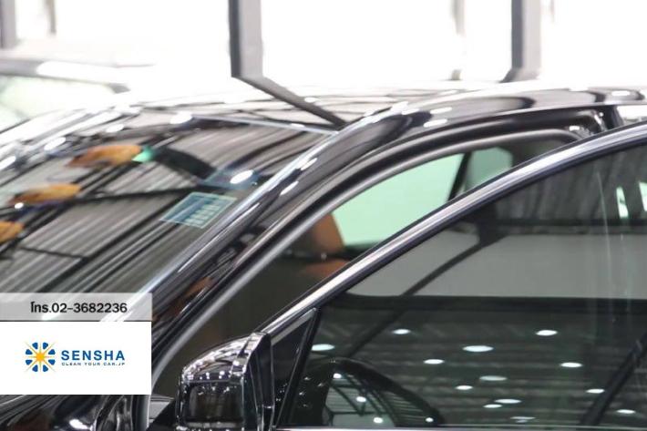 car window cleaner GLASS CLEAN 400ml glass cleaner