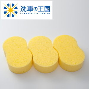 WASH SPONGE for car body and glass