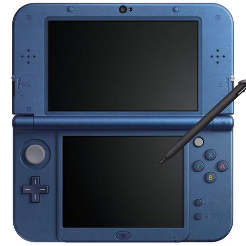 【New 3DSLL】Newニンテンドー3DS LL 本体 メタリックブルー