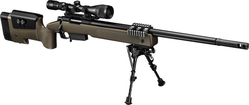 【エアガン】M40A5 F.D.E.ストック【ボルトアクションエアーライフル(対象年齢18歳以上)】 東京マルイ No. 【98】
