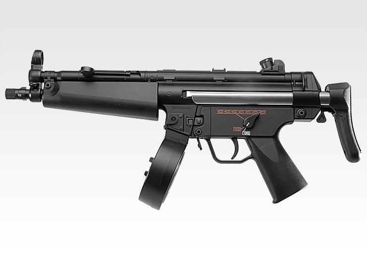 【エアガン】H&K MP5A5 HC 【電動ガン ハイサイクルカスタム(18才用モデル)】 東京マルイ No.1