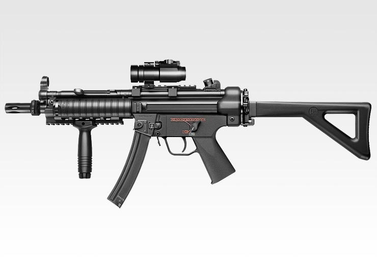 【エアガン】H&K MP5 R.A.S.【電動ガン スタンダードタイプ(18才用モデル)】 東京マルイ No.71